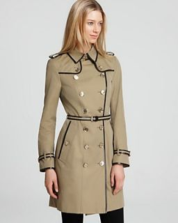 Burberry London Trench   Hollgrove Double Wrap Belt