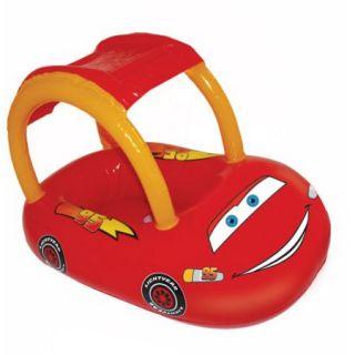 Disney   Pixar Cars   Sun Canopy Baby Float, Lightning McQueen
