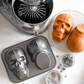 Nordic Ware Halloween Skull Cake Pan