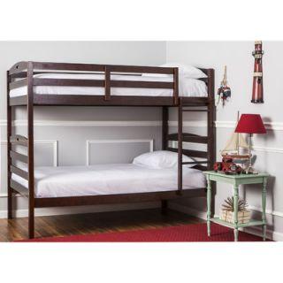 Mia Moda Nova 2 in 1 Twin Futon Bunk Bed