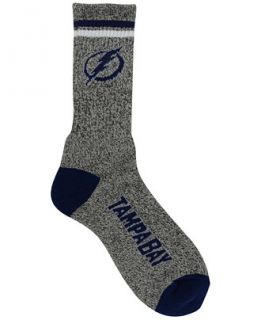 For Bare Feet Tampa Bay Lightning Heathered Crew Socks   Sports Fan