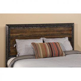 Hillsdale Furniture Mackinac Headboard with Frame   King   8027899