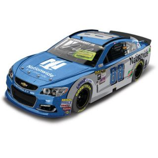 Dale Earnhardt Jr. Action Racing 2016 #88 Nationwide 1:24 NASCAR Sprint Cup Series Autographed Galaxy Die Cast Chevrolet SS