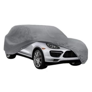 Universal Mid Size SUV Car Cover Breathable Waterproof Outdoor Indoor Car Truck