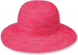 Wallaroo Petite Scrunchie Sun Hat   Girls
