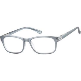 Readers The Patoka Lake +3.00 Grey Reading Glasses