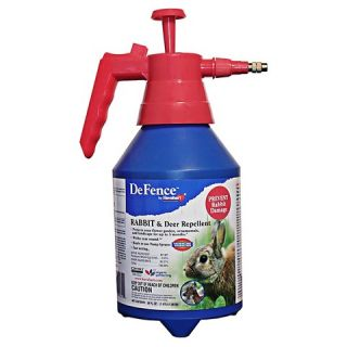 Havahart DeFence 50 oz. Ready to Use Rabbit and Deer Repellent Pump