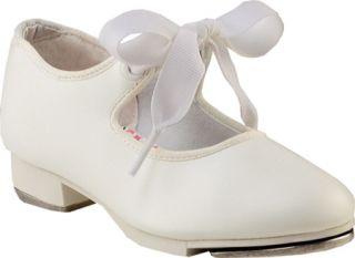 Infant/Toddler Girls Capezio Dance Jr. Tyette N625   White