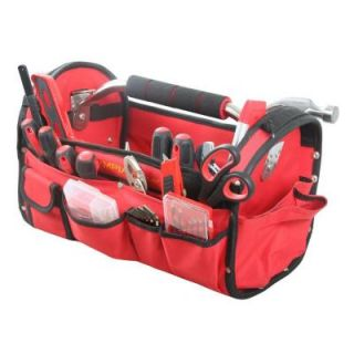 OLYMPIA 52 Piece Construction Tool Set With Storage Bag 90 447