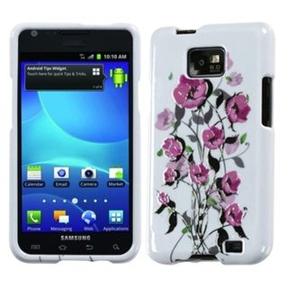 INSTEN Spring Season Sense Phone Case Cover for Samsung I777 Galaxy S