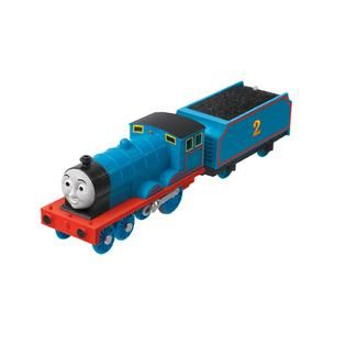 Thomas & Friends TrackMaster Talking Motorized Engine   Edward   Toys