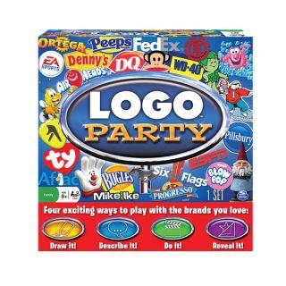 Logo Party Game   15884724