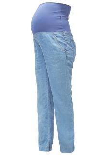 Queen Mum Trousers   blue