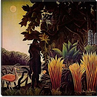iCanvas The Snake Charmer Canvas Wall Art by Henri Rousseau; 37 H x 37 W x 1.5 D