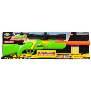 Buzz Bee Toys Air Warriors® Predator   Foam Dart Gun   Toys & Games