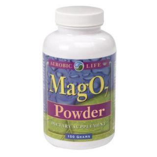 Mag 07 Oxygen Digestive System Cleanser Aerobic Life 6.5 oz Powder