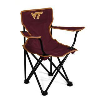 Logo Chairs Virginia Tech Hokies 21 in Kids Chair