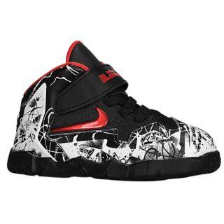 Nike LeBron 11   Boys Toddler   Basketball   Shoes   White/University Red/Black