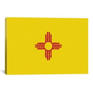 iCanvas Flags New Mexico Graphic Art on Canvas