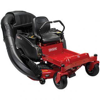 """Craftsman 24 HP V Twin Kohler 54"""" Zero Turn Riding Mower at"""