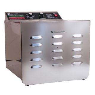 TSM Products 10 Tray Food Dehydrator