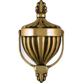 Victorian Urn Door Knocker by Michael Healy Designs