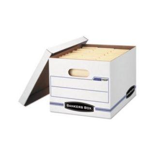 Bankers Box Stor/File   Letter/Legal, Lift Off Lid FEL00703