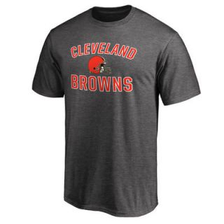Cleveland Browns Pro Line Victory Arch T Shirt   Gray