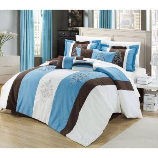 Valerie 8 Piece Bedding Comforter Set