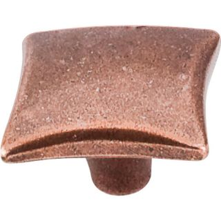 Top Knobs M256 Antique Copper Cabinet Knob