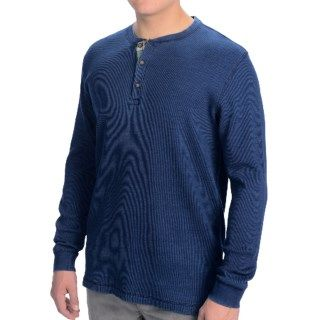 Tailor Vintage Henley Shirt (For Men) 8140V 59