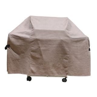 Duck Covers Cappuccino Polypropylene 53 in Grill Cover