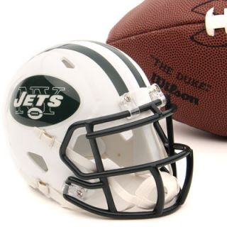 New York Jets Riddell Mini Speed Helmet   Green