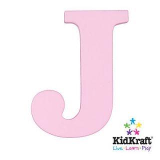 KidKraft Wooden Letter ''J'' Hanging Initials