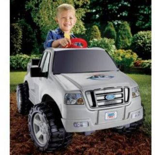 Fisher Price Power Wheels Lil' Ford F 150 6 Volt Battery Powered Ride On