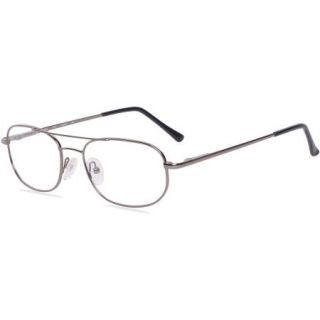 Via Milano Mens Prescription Glasses, Padre Gunmetal