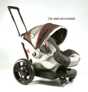 Go Go Babyz Infant Cruizer for Graco Car Seats   11343884