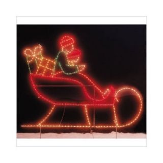 Holiday Lighting Specialists Horse Drawn Sleigh