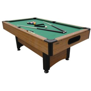 Mizerak Dynasty Space Saver 6.5 Pool Table & Accessories