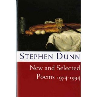 New & Selected Poems 1974 1994