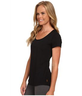 Lucy S/S Workout Tee Lucy Black
