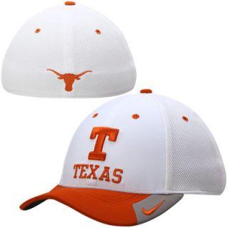 Texas Longhorns Nike Conference Legacy 91 Performance Flex Hat – White