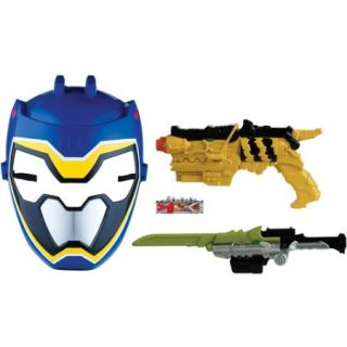 Power Rangers Dino Charge, Blue Ranger Hero Set