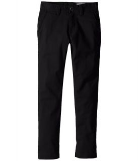 Volcom Kids Frickin Modern Stretch Chino Pants (Big Kids) Black