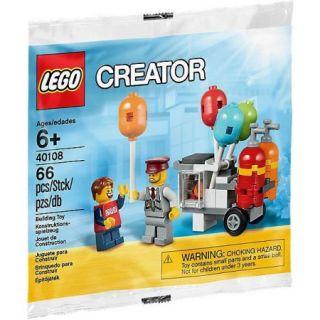 Creator Balloon Cart Mini Set LEGO 40108 [Bagged]