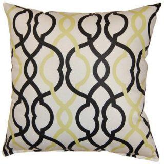Dakotah Pillow Make Waves Cotton Throw Pillow