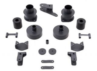 Trail Master   3.0 Inch Lift Kit with Shock Extension Brackets   Fits 2007 to 2014 Jeep JK Wrangler, Rubicon and Unlimited