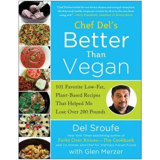 Chef Dels Better Than Vegan (Paperback)