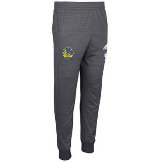 Golden State Warriors adidas On Court Pants   Gray