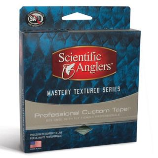 Scientific Anglers Mastery Grand Slam Taper Fly Line   Textured, Floating 9767K 64